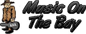 Music On The Bay Logo